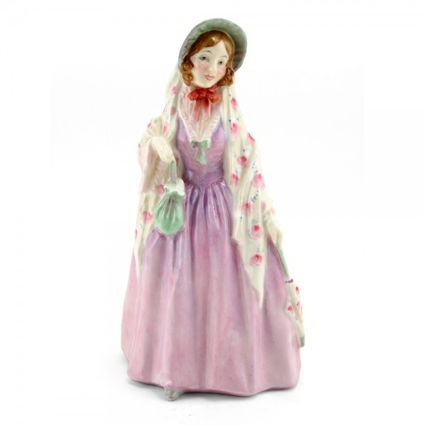 Miss Winsome HN1665 - Royal Doulton Figurine