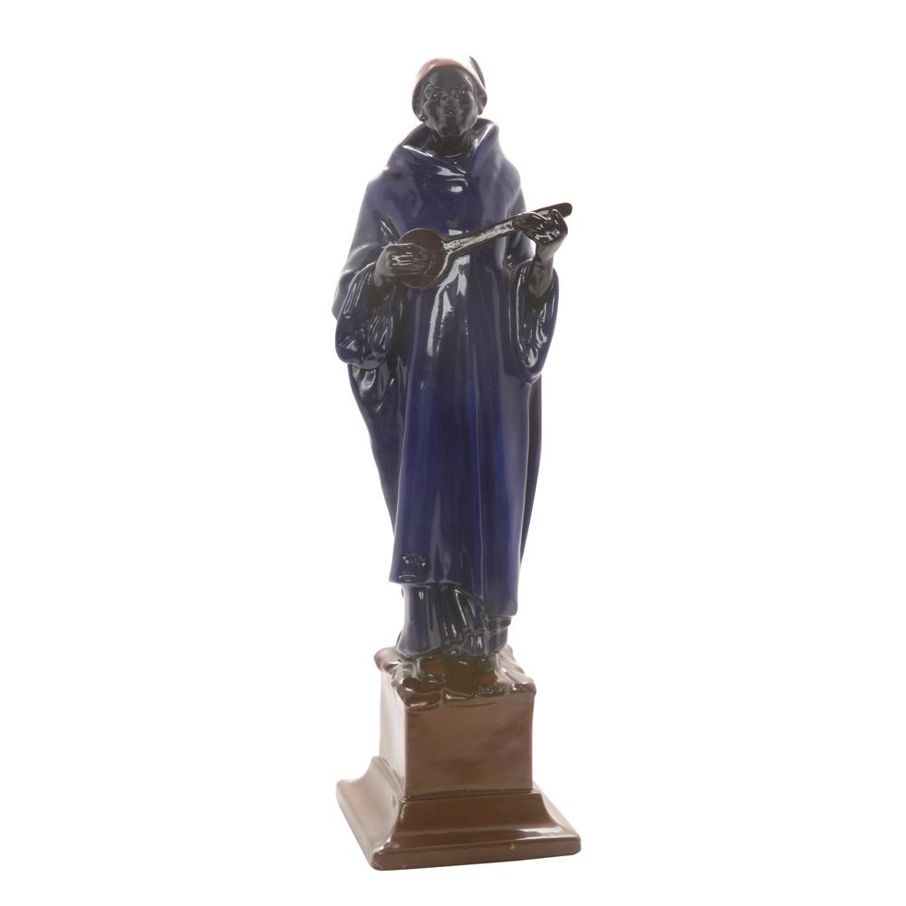 Moorish Minstrel HN34_RS - Royal Doulton Figurine