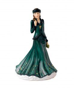 O Holy Night HN5759 - Royal Doulton Figurine