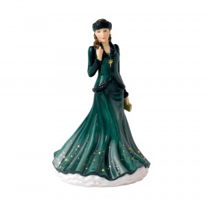O Holy Night HN5759 - Royal Doulton Figurine