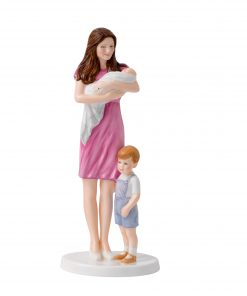 Princess Charlotte HN5795 - Royal Doulton Figurine