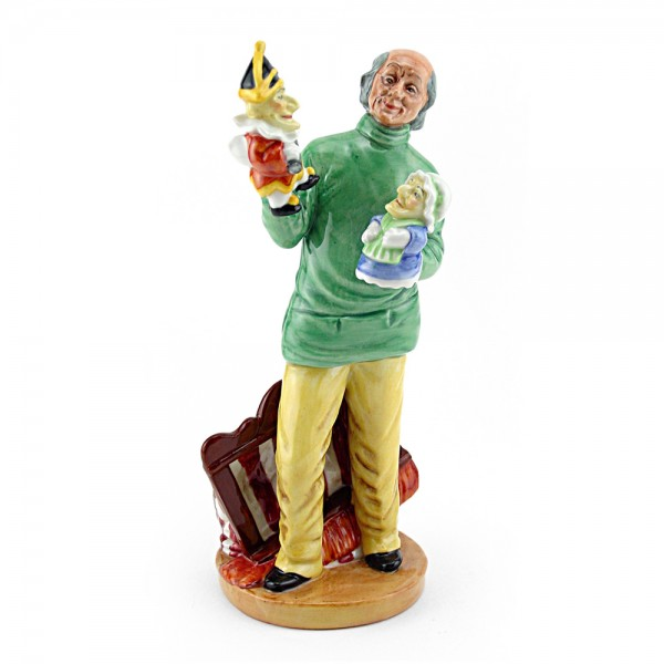 Punch and Judy Man HN2765 – Royal Doulton Figurine 1