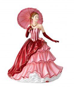 Romantic Stroll HN5764 - Royal Doulton Figurine