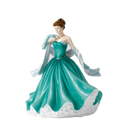 Rose Ball HN5763 - Royal Doulton Figurine