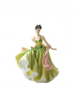 Spring Ball HN5467 - Royal Doulton Figurine