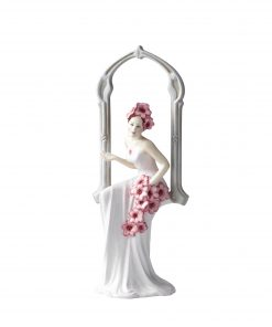 Spring Blossom HN5198 - Royal Doulton Figurine