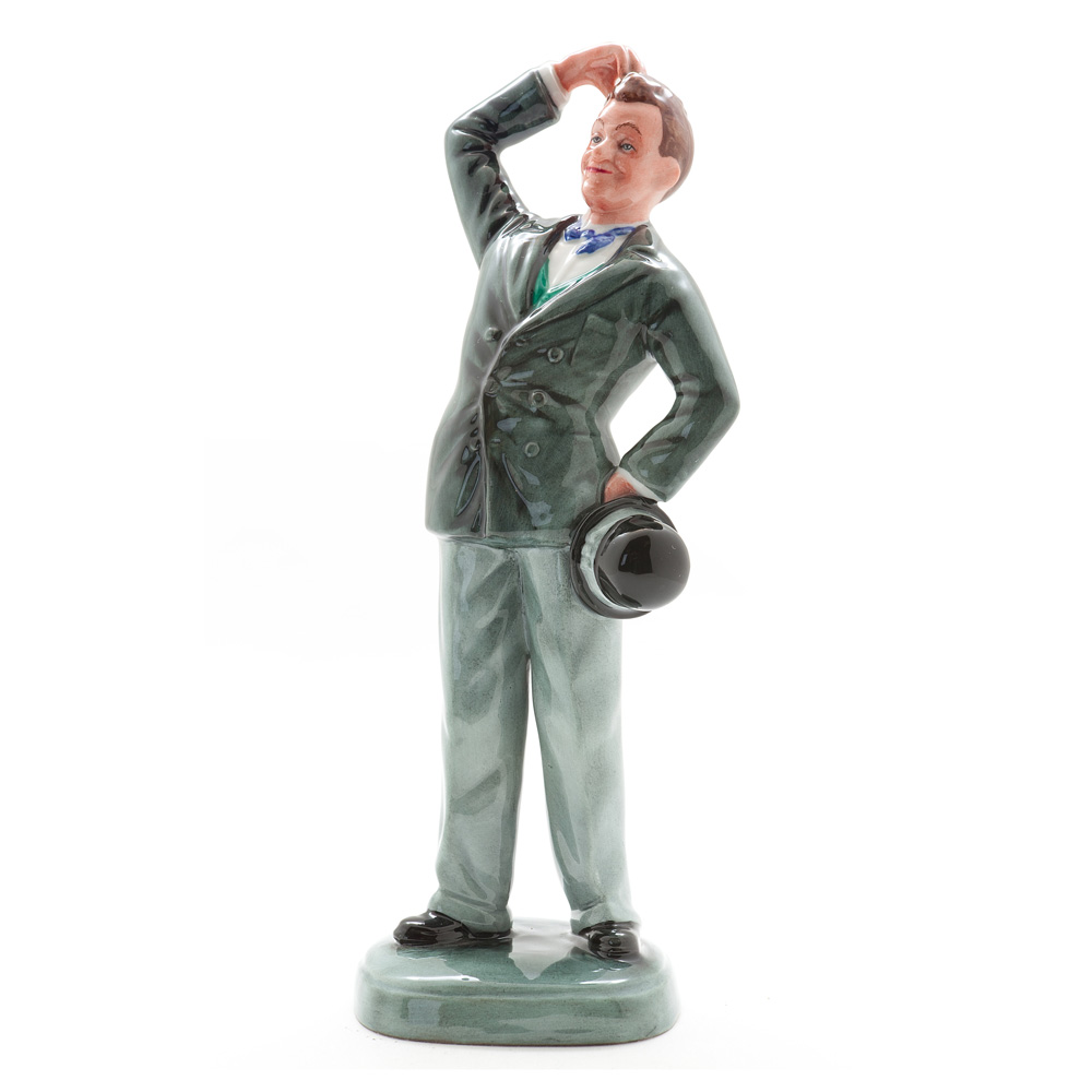 Stan Laurel HN2774 - Royal Doulton Figurine