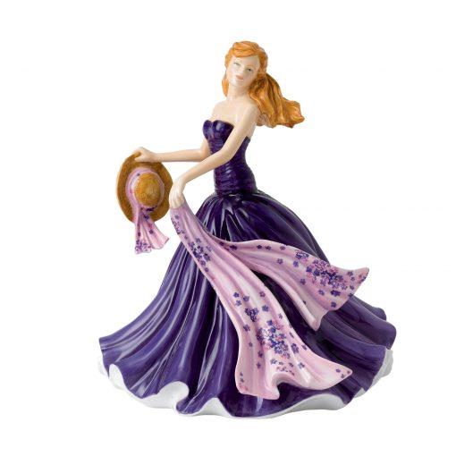 Summer Dance HN5762 - Royal Doulton Figurine