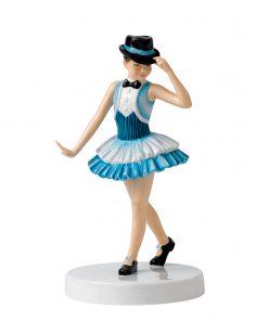 Tap Dancer HN5792 - Royal Doulton Figurine