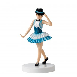 Tap Dancer HN5792 - Royal Doulton Figurine