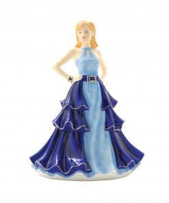 Time to Celebrate Petite HN5538 - Royal Doulton Figurine