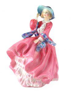 Top O' The Hill HN1849 - Royal Doulton Figurine