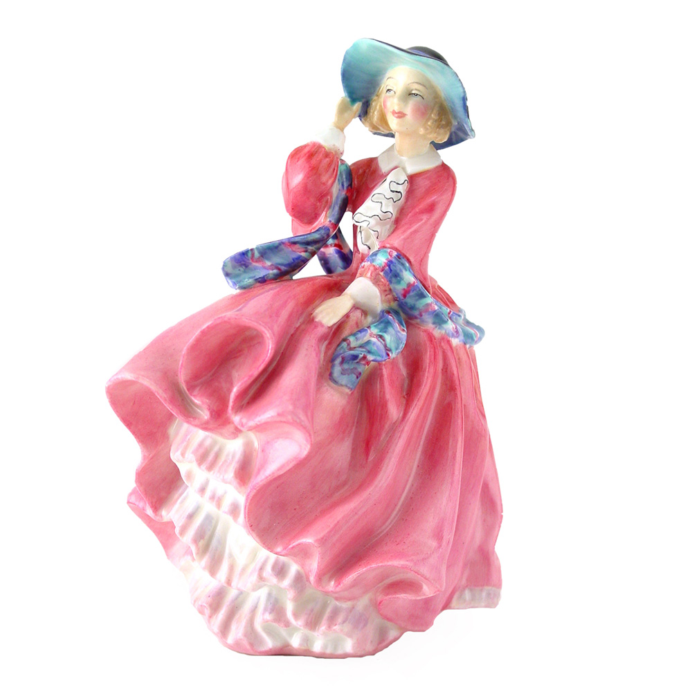 Top O' The Hill HN1849 - Royal Doulton Figurine