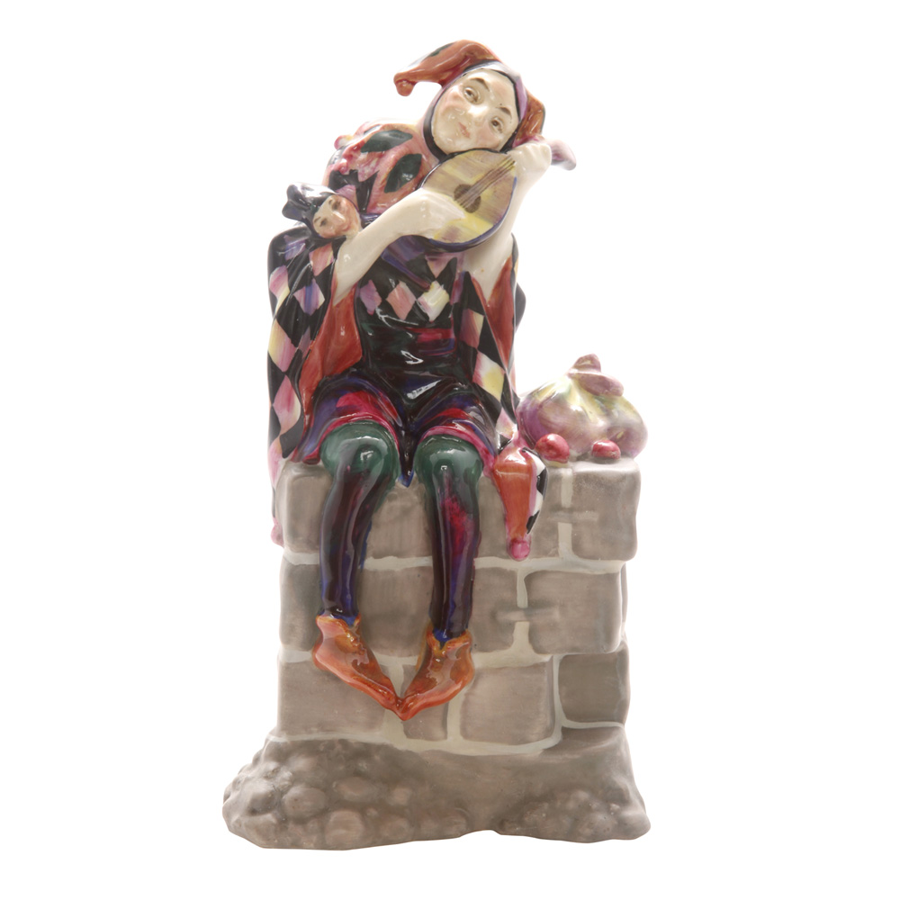 Wandering Minstrel HN1224 - Royal Doulton Figurine