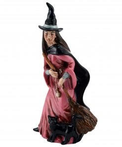 Witch HN4444 - Royal Doulton Figurine