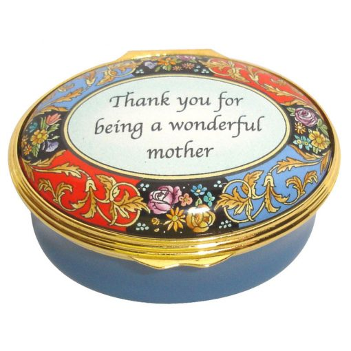 Thank you for being a wonderful mother - Halcyon Days Box