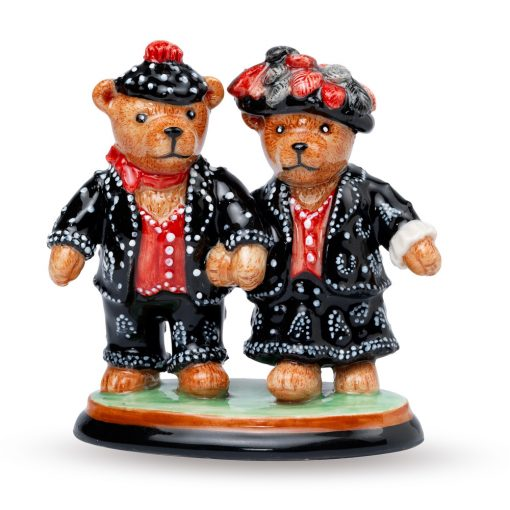 Teddy - Pearly King & Queen - 000_09503 - Halcyon Days