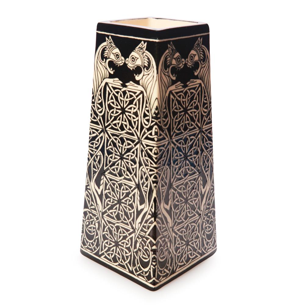Celtic Dragon Small - Heidi Warr Ceramic Design