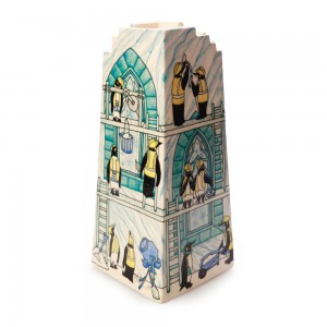 Penguin Ice Church Small - Heidi Warr Ceramic Design