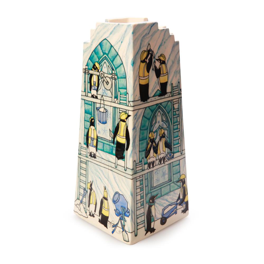 Penguin Ice Church Small - Heidi Warr Ceramic Design