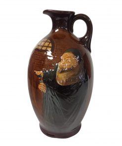 Kingsware Alchemist Flask - Royal Doulton Kingsware