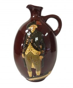 Kingsware Captain Phillips Jug - Royal Doulton Kingsware
