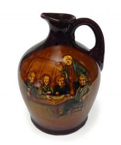 Kingsware Mr. Pickwick Proposes a Toast Bottle - Royal Doulton Kingsware