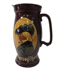 Kingsware Parson Thorne Pitcher - Royal Doulton Kingsware