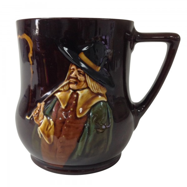 Kingsware Tankard 'The Smoker' - Royal Doulton Kingsware