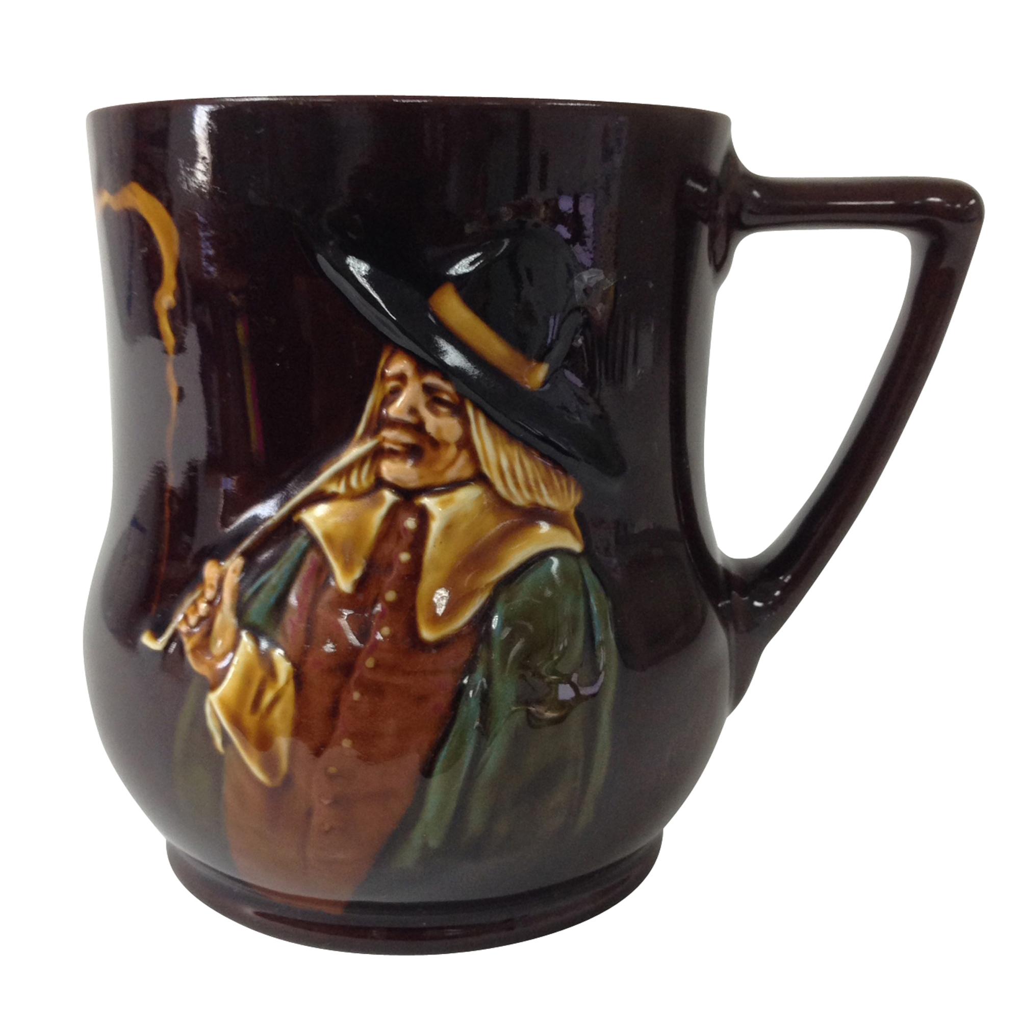 Kingsware Tankard 'The Smoker' - Royal Doulton Kingsware
