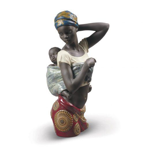 African Bond 1009159 - Lladro Figure