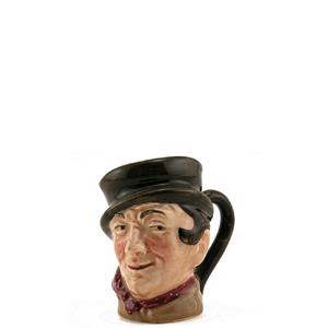 Miniature Size Character Jugs