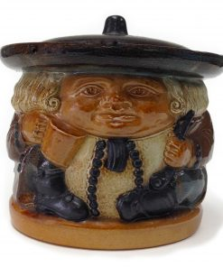 Best Is Not Too Good - Lidded Jar SBRW5 - Simeon Toby