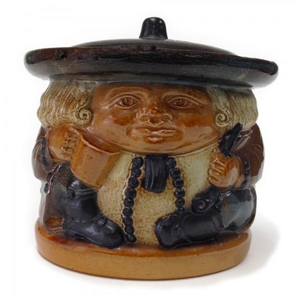 Best Is Not Too Good - Lidded Jar SBRW5 - Simeon Toby