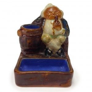 Matchstriker with Seated Simeon Figure DBRN4 - Simeon Toby