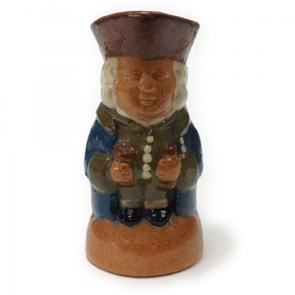 Simeon Toby Jug - Standing Man Somber Miniature SMOL2 - Simeon Toby