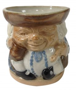 Best Is Not Too Good - Simeon Toby Jug Smiling BSMWB3 - Simeon Toby