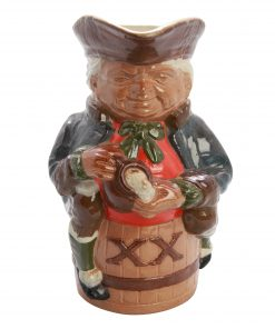 Toby XX Color Variation Toby Jug - Simeon Toby
