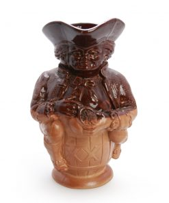 Toby XX Var 2 Light_Dark Glaze - Simeon Toby