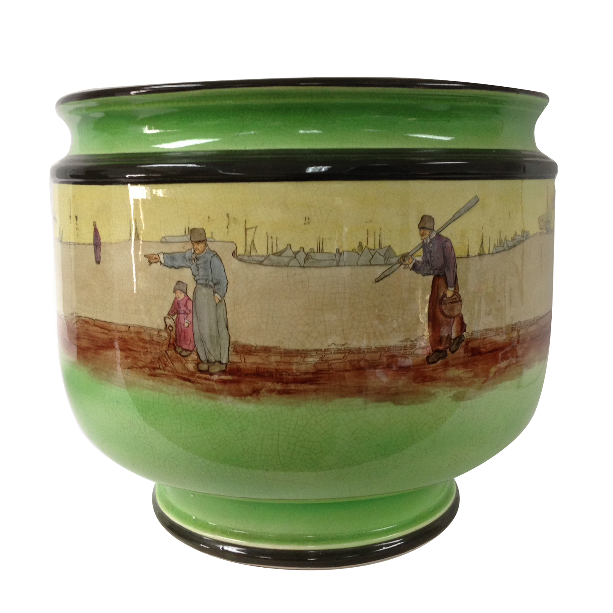 Dutch Jardinière Large - Royal Doulton Seriesware
