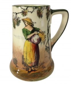 Gleaners and Gypsies Tankard - Royal Doulton Seriesware