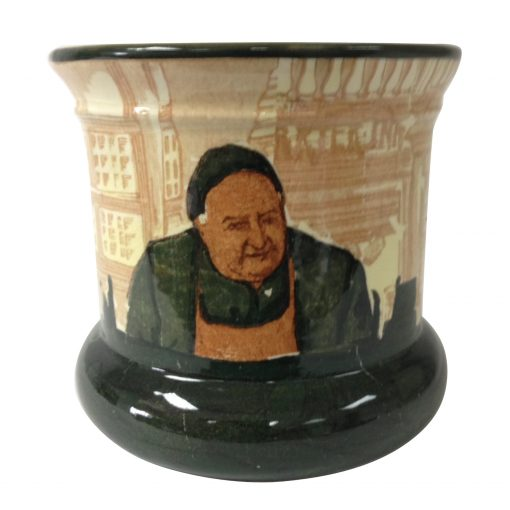 Monks in the Cellar Planter Pot - Royal Doulton Seriesware