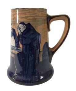 Monks in the Cellar Tankard - Royal Doulton Seriesware
