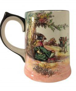 "Robin Hood ""Under the Greenwood"" Tankard - Royal Doulton Seriesware"