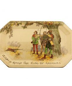Robin Hood Tray 12L - Royal Doulton Seriesware