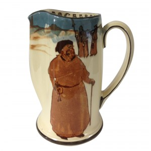 Shakespeare Dogberry Pitcher - Royal Doulton Seriesware