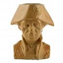 Doulton & Watts Lord Nelson Stoneware Jug