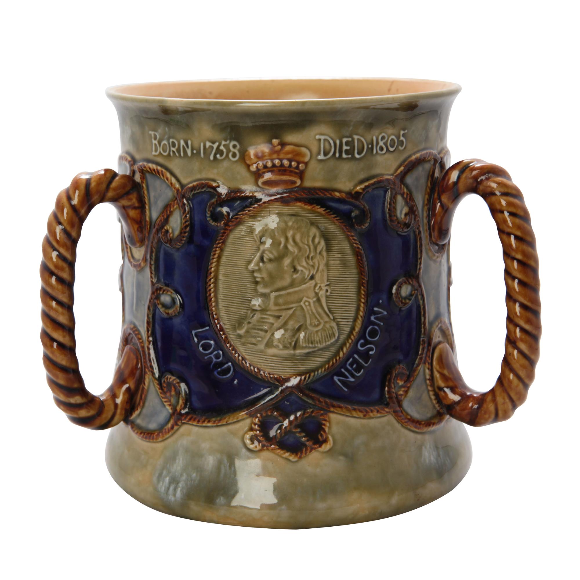 Royal Doulton Lord Nelson Stoneware Tyg