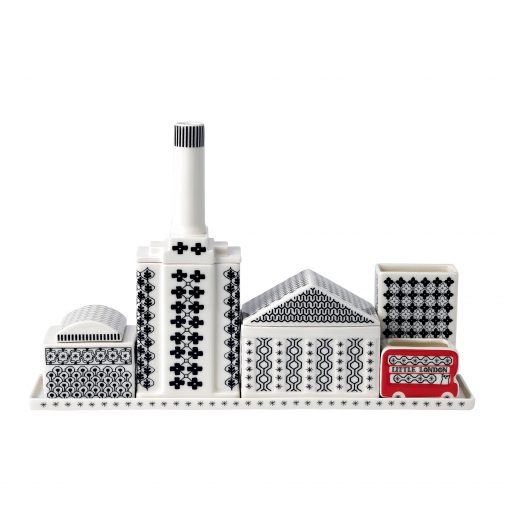 Little London Centerpiece with Tray - Royal Doulton