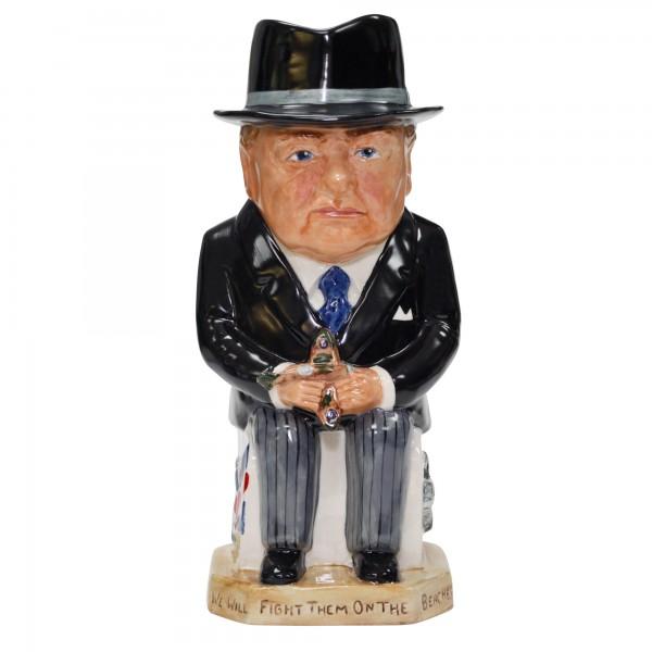 Winston Churchill Wilkinson Toby - Wilkinson Toby
